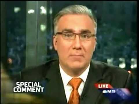 Same sex marriage and prop 8 ~ Keith Olbermann.
