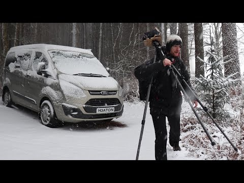 Photography in the Snow | Campervan Fail