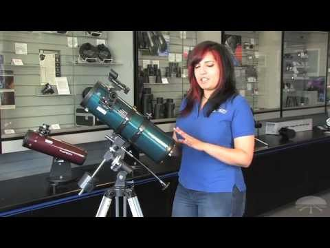 How to Set Up the Orion StarBlast 4.5 Equatorial Reflector Telescope