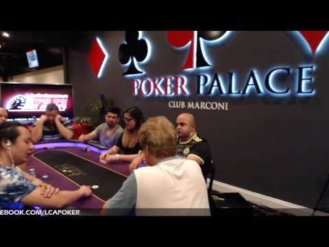 2016 Poker Palace Championships Main Event Day 1b