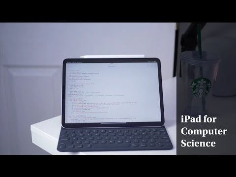 Using IPad (Pro) For Computer Science Major