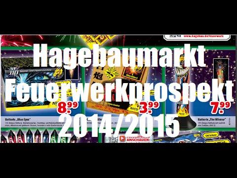 Hagebaumarkt feuerwerk prospekt silvester 2014 2015 for Hagebaumarkt pool prospekt