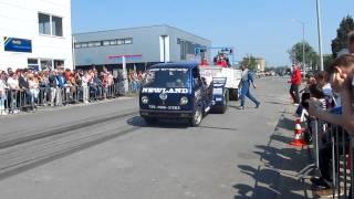 Carpulling Klaaswaal 2011 No Mercy 2de manche autotrek