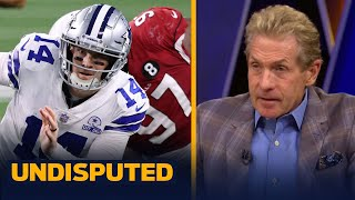 Skip Bayless reacts to Cowboys blowout loss to Cardinals in WK 6 | NFL | UNDISPUTED