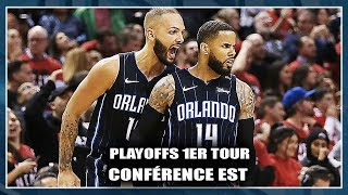 ORLANDO & BROOKLYN RÉGALENT ! 1ER TOUR PLAYOFFS NBA (CONFÉRENCE EST)
