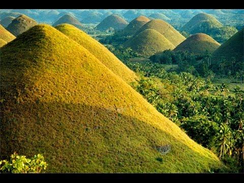 Chocolate Hills, Bohol - Drone