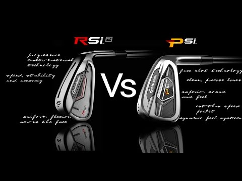 Taylormade RSi 2 Vs PSi Iron Review