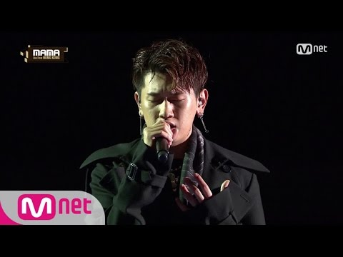 [2016 MAMA] DEAN/CRUSH - D(Half Moon)/Don't Forget