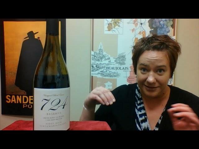 2017 Block 724 Pinot Noir