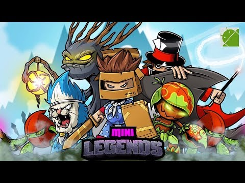 Mini Legends - Android Gameplay FHD