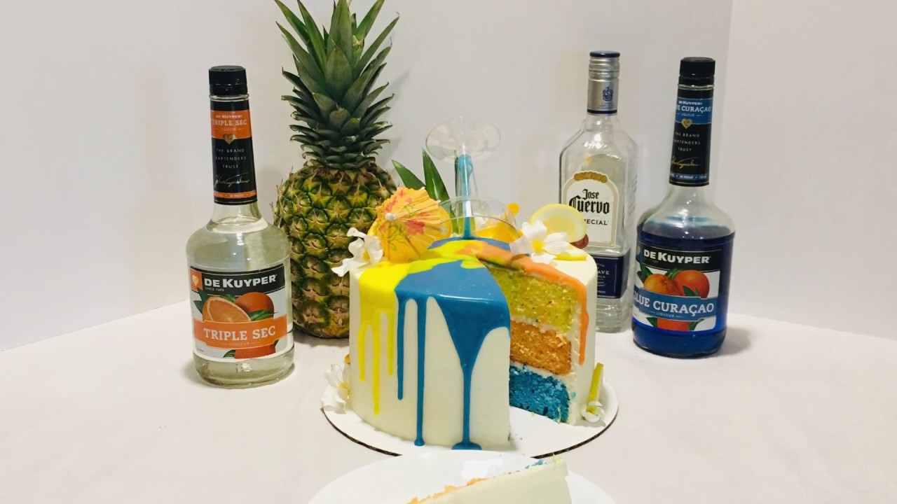 hawaiian sunrise cake youtube