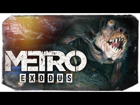МЕТРО КОТОРОЕ ЖДАЛИ ВСЕ! ● Metro Exodus