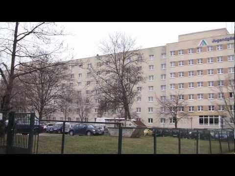 Review: Jugendgastehaus / Jugendherberge (Youth Hostel) Dresden - December 2011