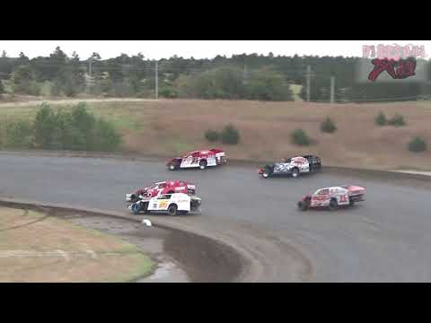 RPM Speedway - 10-6-18 - 12th Annual Fall Nationals - Modified Last Chance Qualifier 2