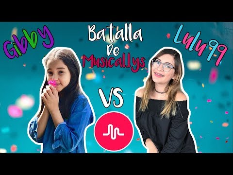 GIBBY VS. LULU99 / BATALLA DE MUSICAL.LYS - Gibby Y NatalyPop Fans