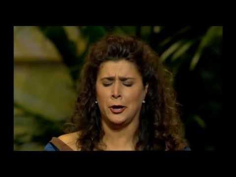 Cecilia Bartoli - Gelido in ogni vena (from Farnace)