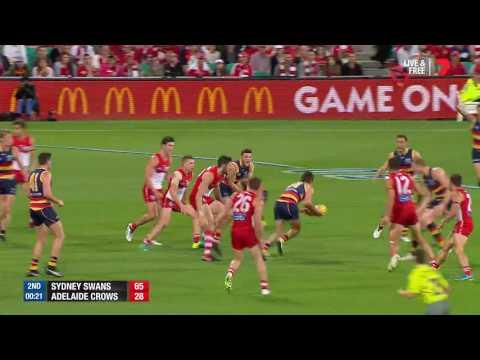 Semi-Final AFL - Sydney Swans v Adelaide Highlights