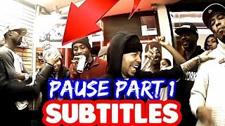 PAUSE - Funny Unintentional Bars in Battle Rap (Try Not To Laugh Challenge) | Masked Inasense