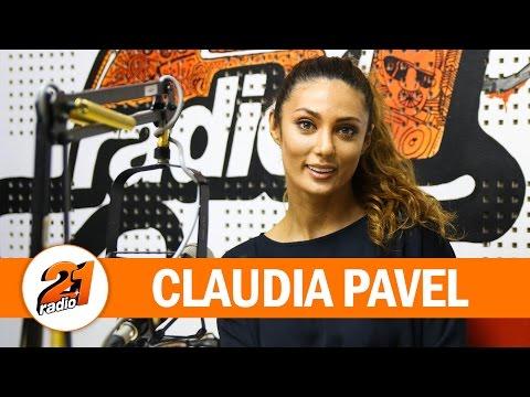 Claudia Pavel - Andale (LIVE @ RADIO 21)