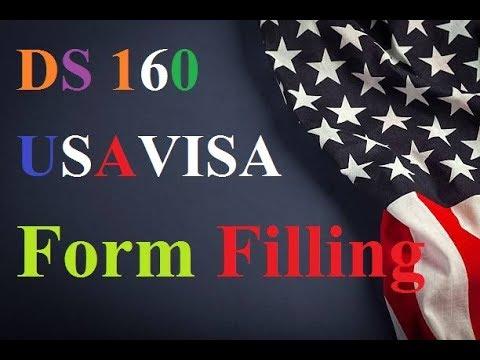 usa-visa- -usa-ds-160- -how-to-fill-ds-160- -us-visa-process- -america-visa-process- -visa-approvals