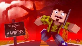 Minecraft: EM BUSCA DO MUNDO INVERTIDO - COISAS ESTRANHAS Ep.1 ‹ CORUJ4 ›