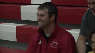 North Sanpete Football Interview before State Championship Game 8 Nov 18