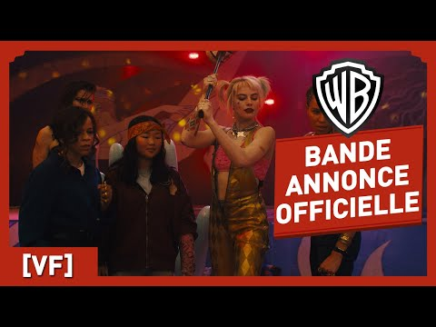 Birds Of Prey - Bande-Annonce Officielle (VF) - Margot Robbie