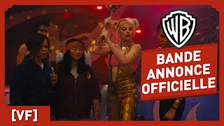 Bande annonce Birds of Prey et la fantabuleuse histoire de Harley Quinn