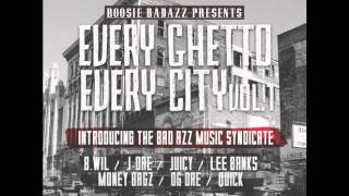 "Lil Boosie ""Every Ghetto Every City"" Mixtape (Full) (New 2015)"