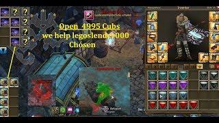 °°°°° Open 4995 Cubs  We  help Legoslender000 and Chósen °°°° Drakensang