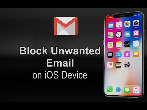 Block Unwanted Emails On Your iOS Device [iPhone/iPad]