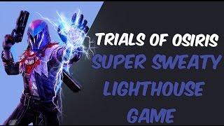 Super Sweaty Lighthouse/Trials of Osiris Game