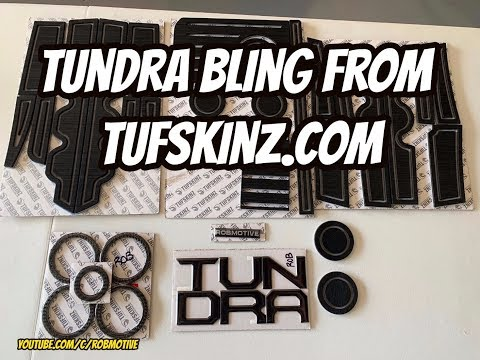 Tundra Bling From Tufskinz Com
