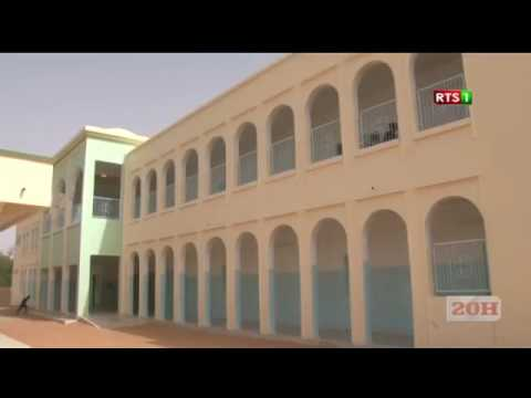 JT Officiel 20H de la RTS1 du lundi 22 mai 2017