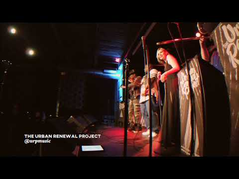 Because I'm Me (Avalanches) Live - The Urban Renewal Project + Cheeba from Camp Lo