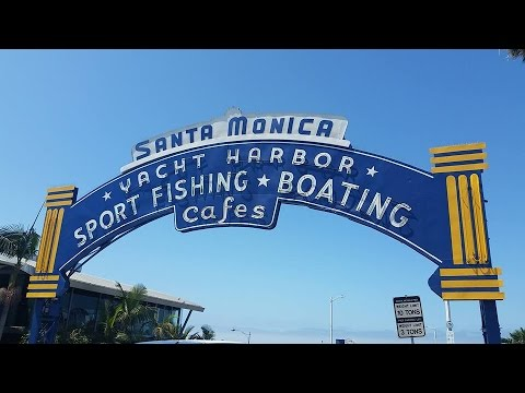 Santa Monica Pier and more...