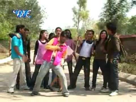 Hot Bhojpuri Song Collage Me Model Aail BaBY Diwakar Dwivedi
