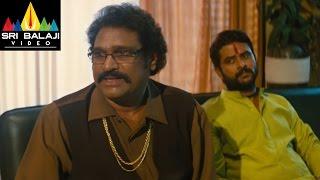 Mahankali Movie Harshad Killing to Anil Kumar Scene   Dr.Rajasekhar, Madhurima   Sri Balaji Video