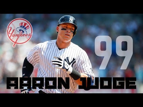 All Rise for The Judge: Aaron Judge Highlights