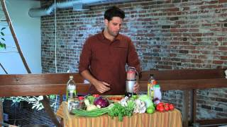 How To Make Restaurant-style Salsa In A Food Processor : Fresh & Healthy Recipes