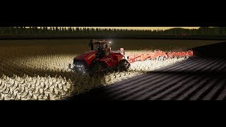 WILD SIDE FARMS LIVE! | LATE NIGHT FARMING  & GARAGE SET UP | FS19 MULTIPLAYER