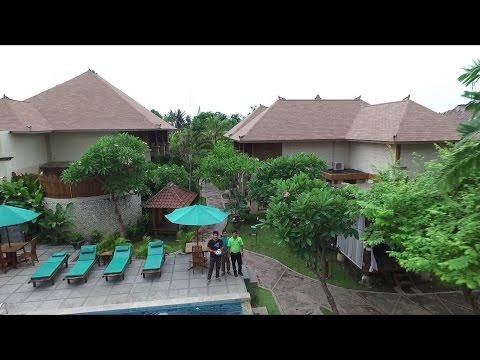 Arrival in Bali