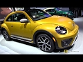 2017 Volkswagen Beetle Dune - Exterior and Interior Walkaround - 2016 LA Auto Show
