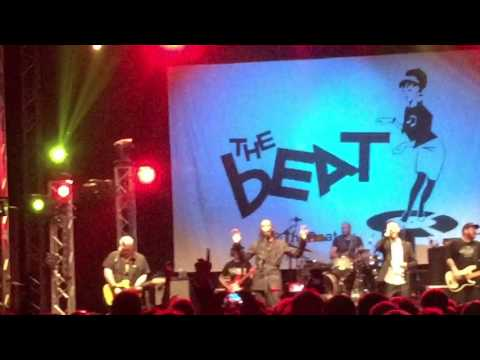 THE BEAT (ranking roger) live in leeds uk 2017.