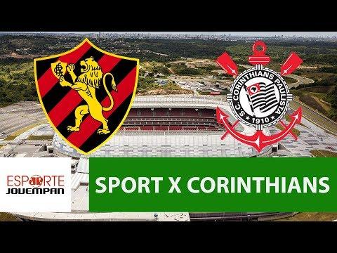 Sport X Corinthians - 20/05/18