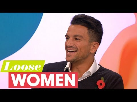 Peter Andre Responds to the Criticism of His Parenting Style | Loose Women