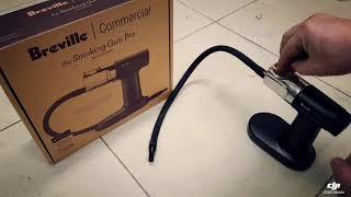 The Smoking Gun Pro smoke infuser quick demo