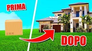 Da scatola di cartone a villa da 1.000.000€ in 60 minuti! - house flipper
