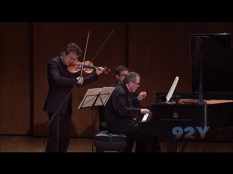 Christian Tetzlaff & Alexander Lonquich — Mozart: Sonata for Violin & Piano in A major, K. 526