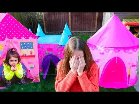 Thumbnail: Hide and seek Baby Emily PlayHouse Tent